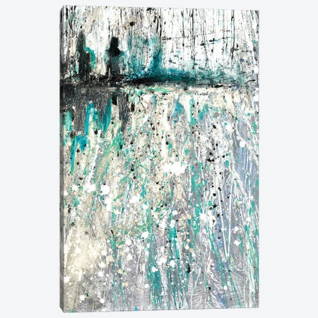 Distant City Canvas Print #BCM35} by Andy Beauchamp Canvas Artwork