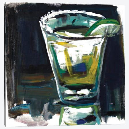 Margarita I Canvas Print #BCM36} by Andy Beauchamp Canvas Wall Art
