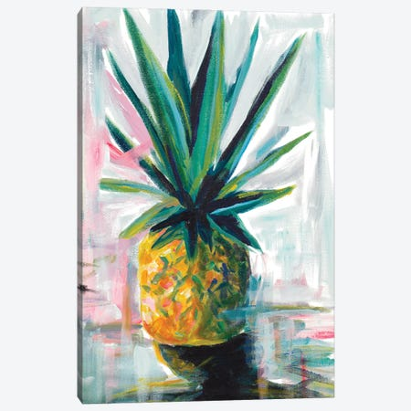 Pineapple Canvas Print #BCM38} by Andy Beauchamp Canvas Print