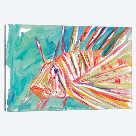 Colorful Fish Canvas Print #BCM4} by Andy Beauchamp Canvas Print