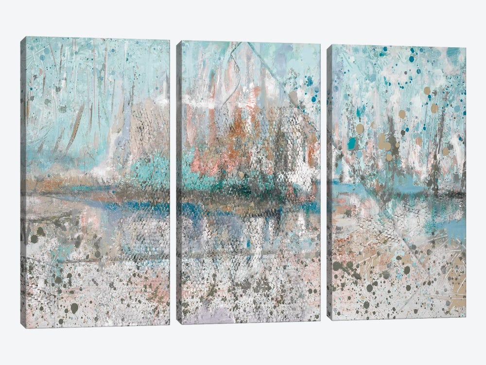 Distant Skies I by Andy Beauchamp 3-piece Canvas Print