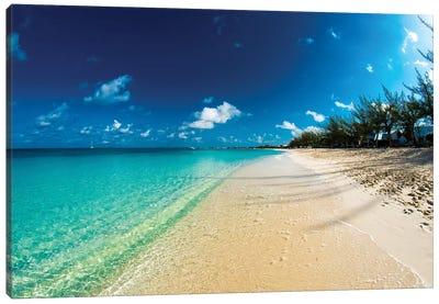 Cayman Islands Beach Canvas Art Print