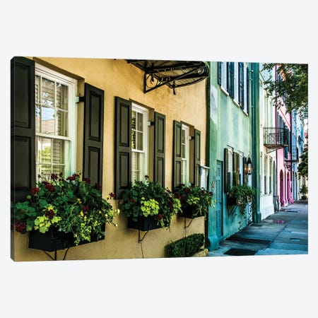 Charleston Canvas Print #BCP14} by Bill Carson Photography Canvas Print