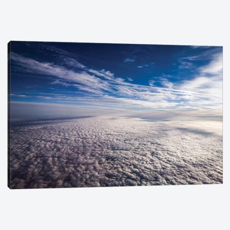 From the Sky Canvas Print #BCP18} by Bill Carson Photography Canvas Art