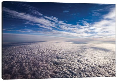 From the Sky Canvas Art Print
