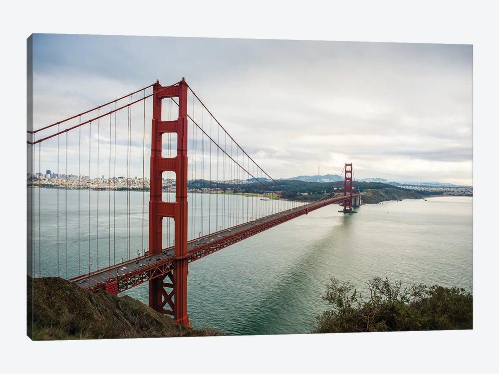 Golden Gate by Bill Carson Photography 1-piece Art Print
