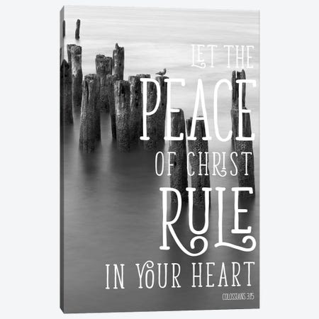 Rule Your Heart Canvas Print #BCP34} by Bill Carson Photography Canvas Print