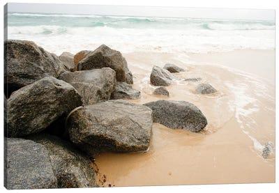 Beachy Shores Canvas Art Print