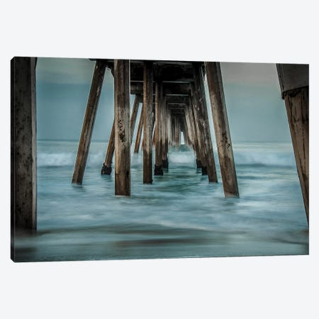 Surf Canvas Print #BCP40} by Bill Carson Photography Canvas Art Print