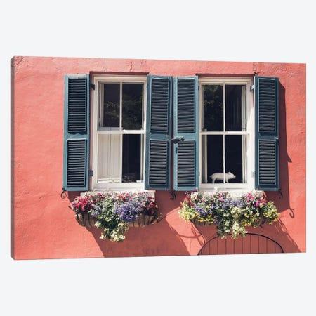 Window Charm Canvas Print #BCP42} by Bill Carson Photography Canvas Print