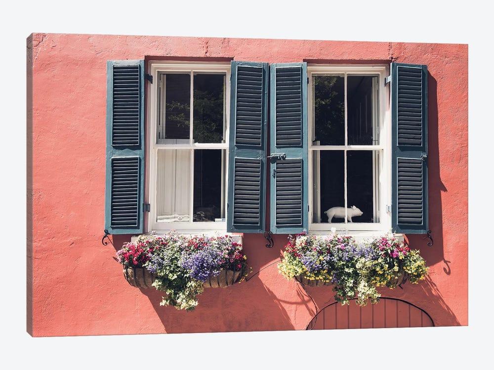 Window Charm by Bill Carson Photography 1-piece Canvas Art Print