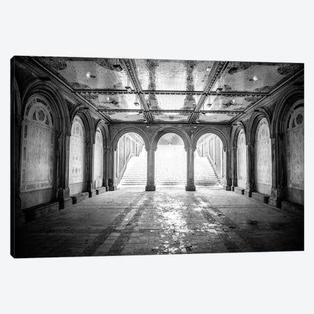 Bethesda Terrace Canvas Print #BCP4} by Bill Carson Photography Canvas Print