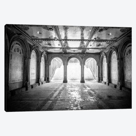 Bethesda Terrace Canvas Print #BCP4} by Bill Carson Photography Canvas Print