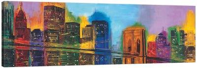 Hello NYC Canvas Art Print