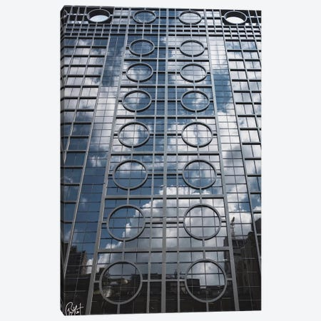 Reflections Canvas Print #BCT1} by Jose Betancourt Canvas Artwork