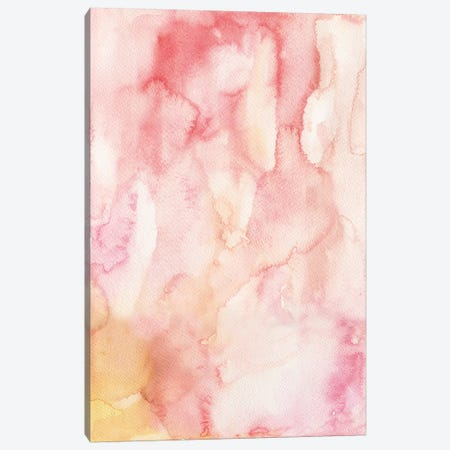 Creamsicle Canvas Print #BCV12} by Albina Bratcheva Canvas Wall Art