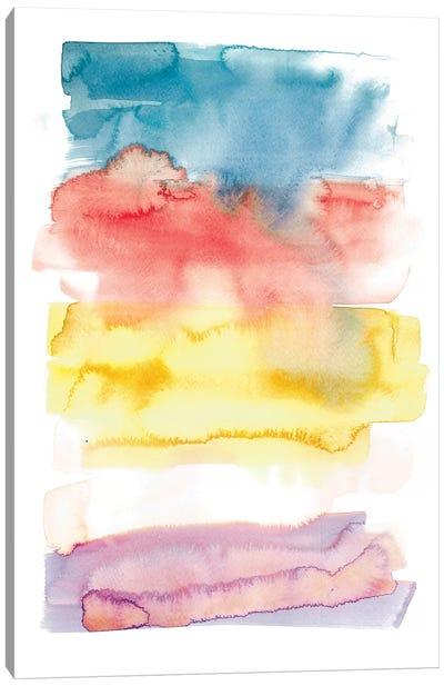 Bars Canvas Art Print