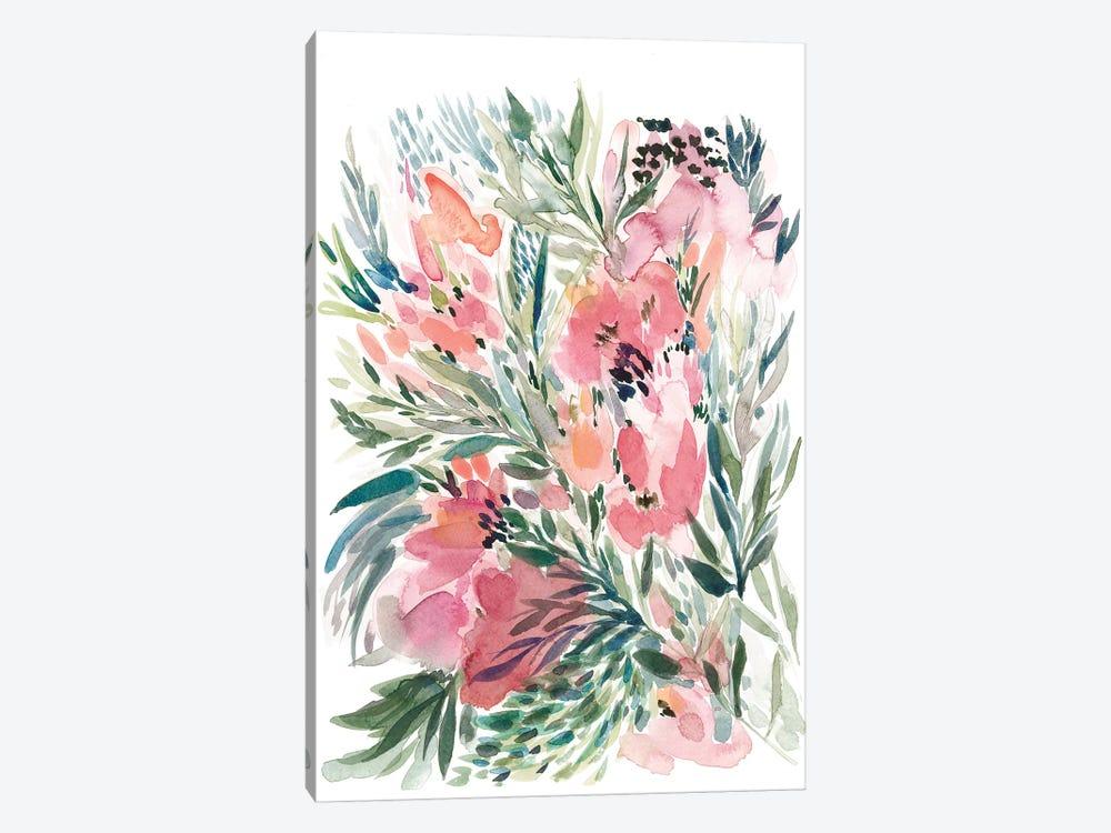 Floral Bouquet IV by Albina Bratcheva 1-piece Canvas Artwork