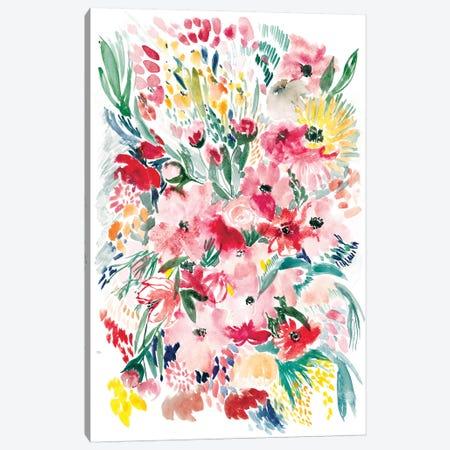 Floral Field I Canvas Print #BCV24} by Albina Bratcheva Canvas Wall Art