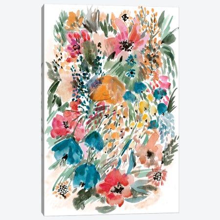 Floral Field III Canvas Print #BCV26} by Albina Bratcheva Canvas Wall Art