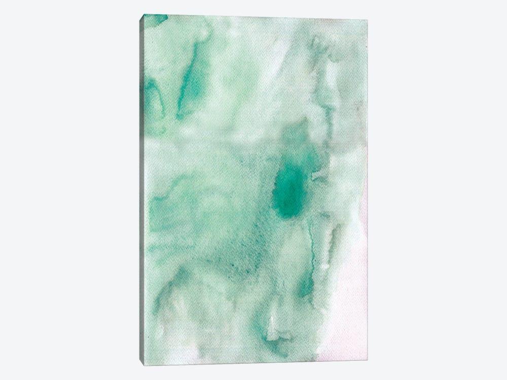 Beach Abstract by Albina Bratcheva 1-piece Canvas Art Print
