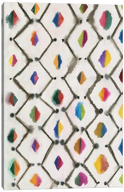 Honeycomb Canvas Art Print