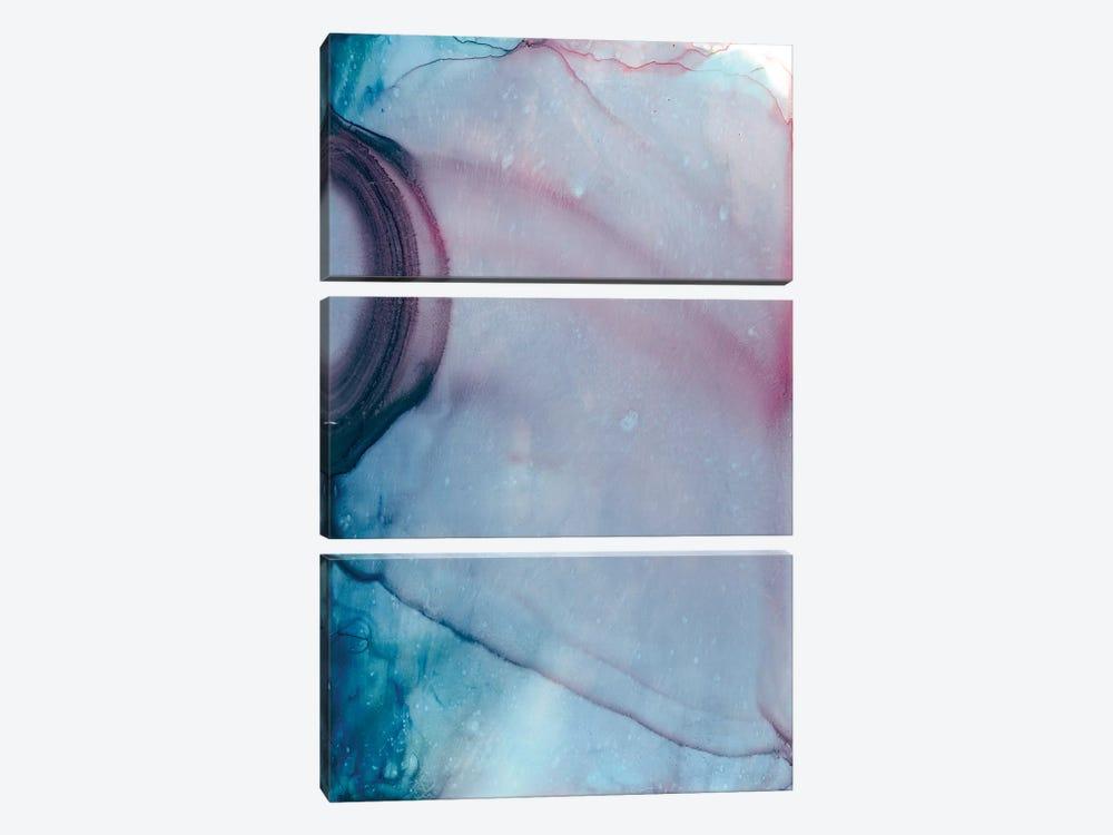 Into the Galaxy I by Albina Bratcheva 3-piece Canvas Art