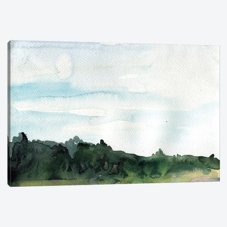 Into the Woods Canvas Print #BCV35} by Albina Bratcheva Canvas Print