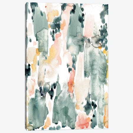Lush 3-Piece Canvas #BCV37} by Albina Bratcheva Canvas Print