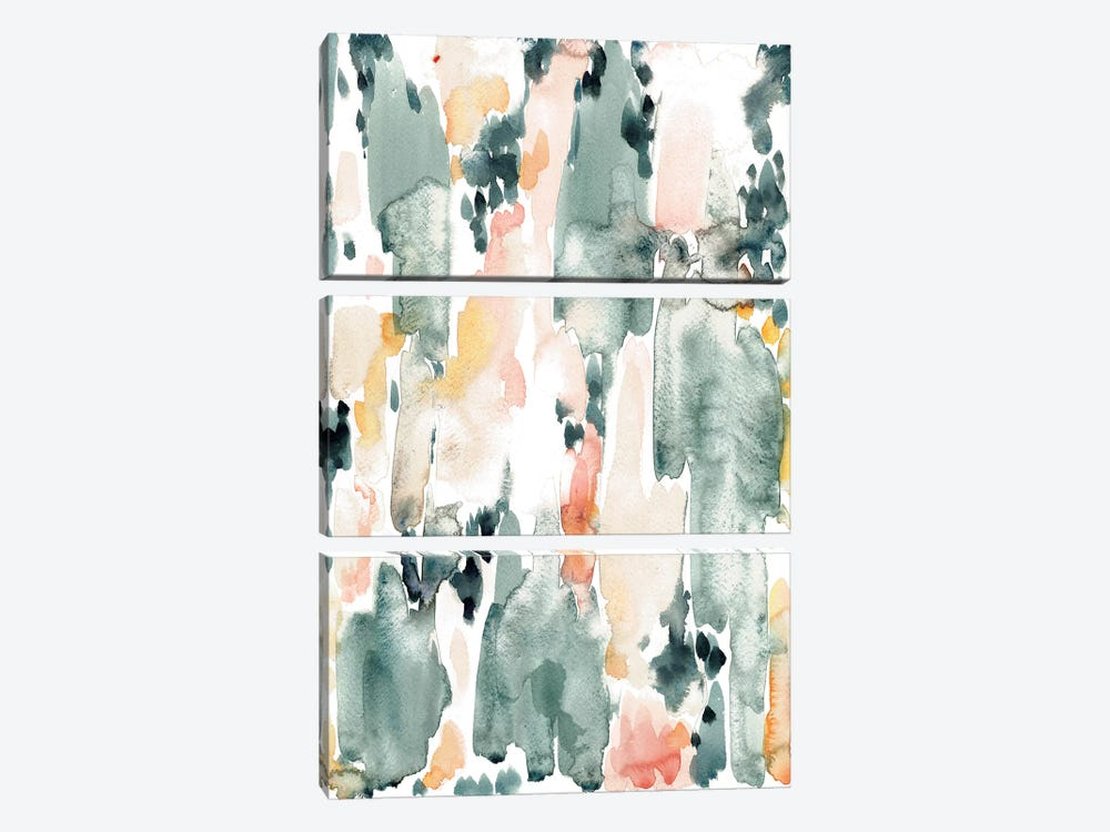 Lush by Albina Bratcheva 3-piece Canvas Print
