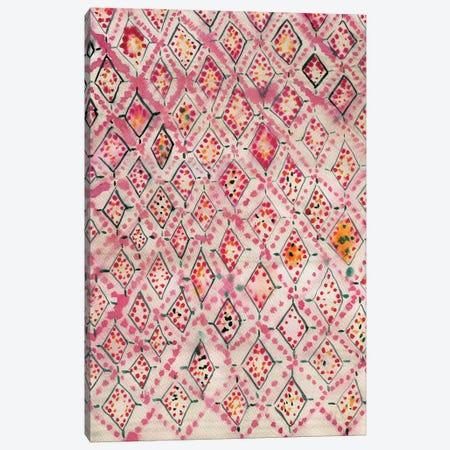 Moroccan Rug I Canvas Print #BCV40} by Albina Bratcheva Art Print