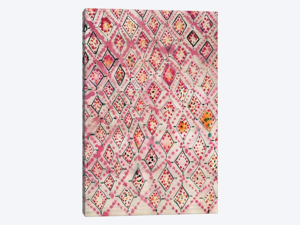 Moroccan Rug I by Albina Bratcheva 1-piece Canvas Print