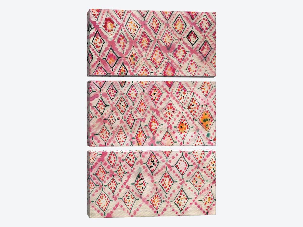 Moroccan Rug I by Albina Bratcheva 3-piece Art Print