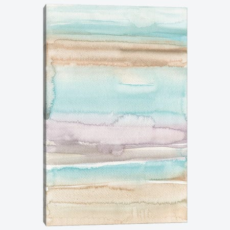 Ocean Abstract  Canvas Print #BCV43} by Albina Bratcheva Art Print
