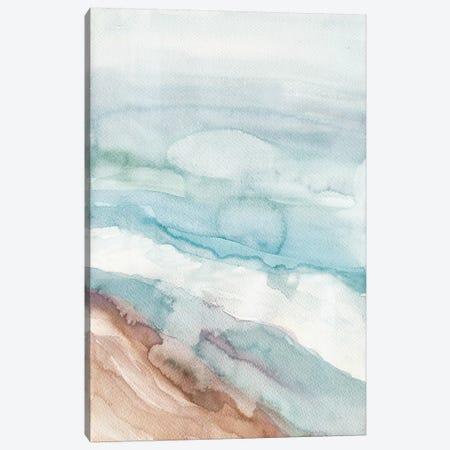Ocean Breeze 3-Piece Canvas #BCV44} by Albina Bratcheva Canvas Artwork