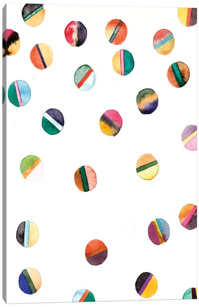 Orbs Canvas Art Print