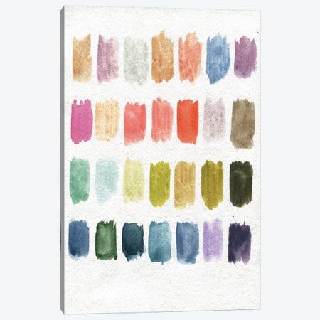 Palette Canvas Print #BCV47} by Albina Bratcheva Canvas Wall Art