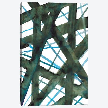 Tangled  I 3-Piece Canvas #BCV53} by Albina Bratcheva Canvas Artwork