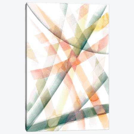 Tangled III 3-Piece Canvas #BCV55} by Albina Bratcheva Art Print