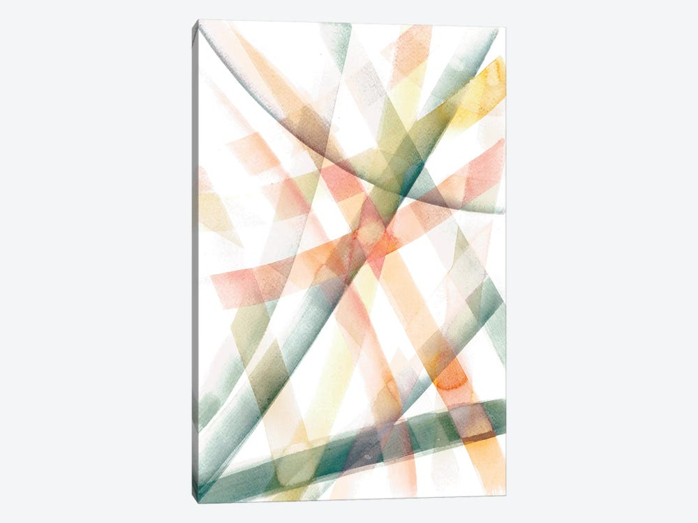 Tangled III by Albina Bratcheva 1-piece Canvas Art Print