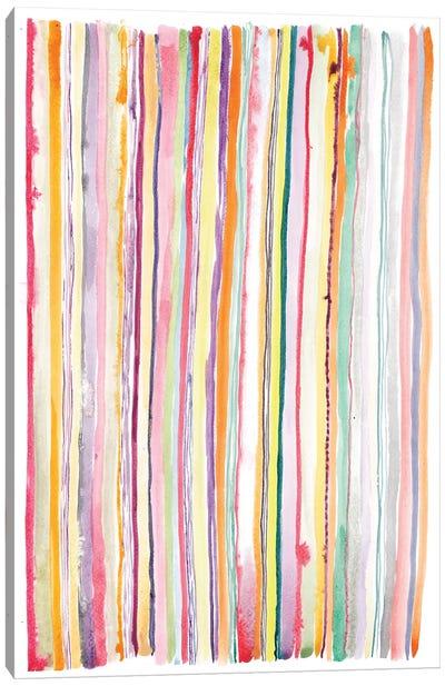 Watercolor Abstract I Canvas Art Print