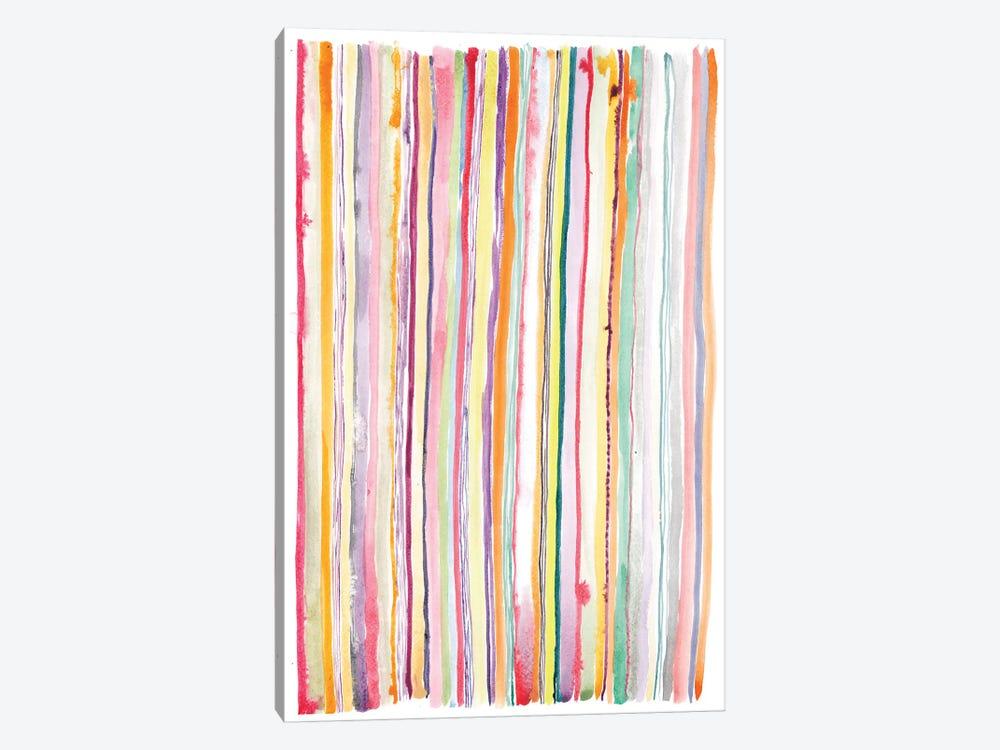 Watercolor Abstract I by Albina Bratcheva 1-piece Canvas Art