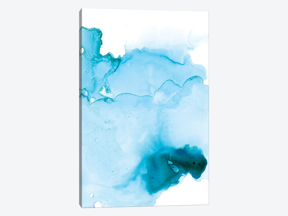 Watercolor Abstract II by Albina Bratcheva 1-piece Canvas Art Print
