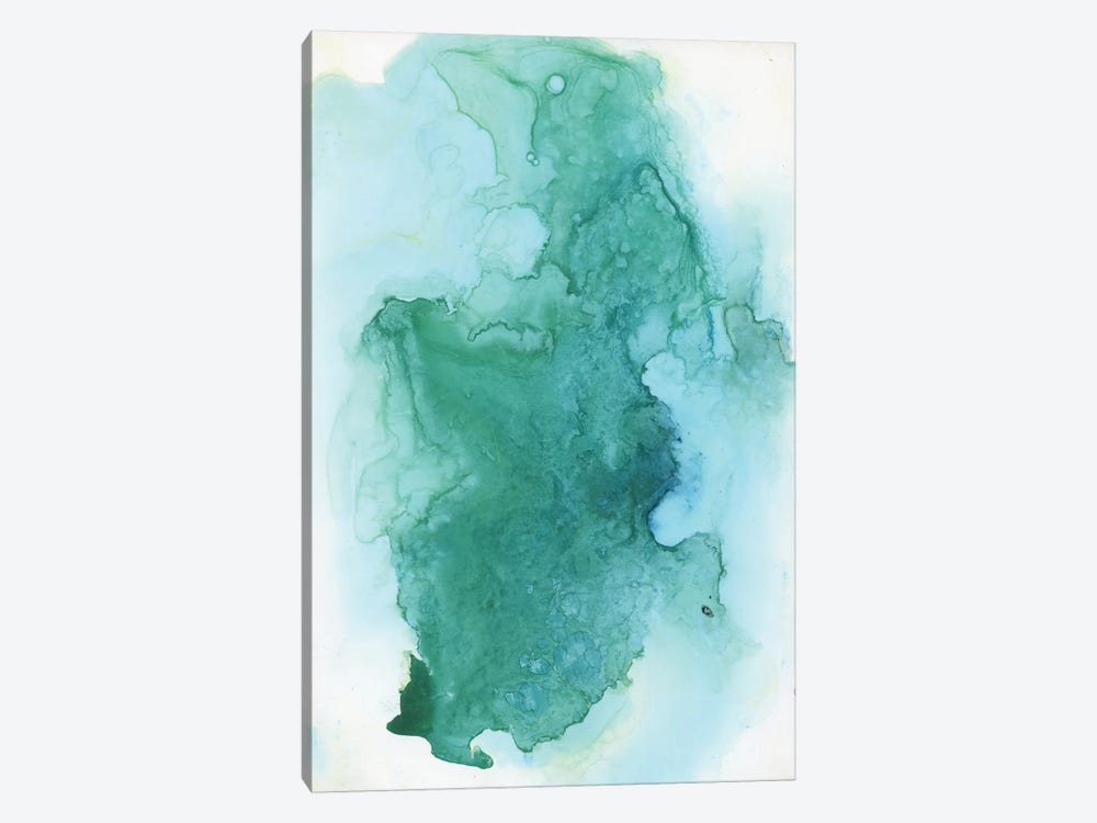Watercolor Abstract III by Albina Bratcheva 1-piece Canvas Artwork