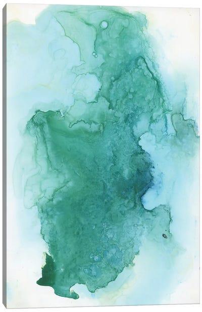 Watercolor Abstract III Canvas Art Print