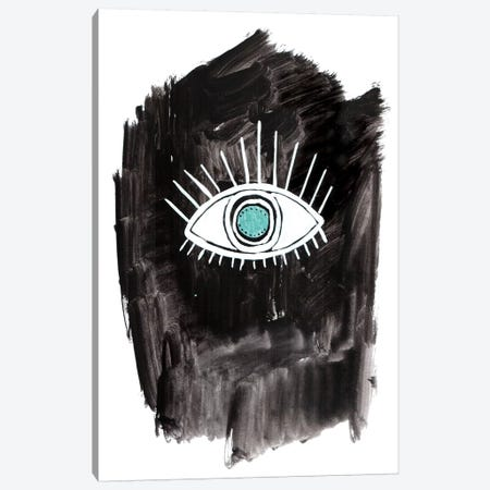 Wide-Eyed Canvas Print #BCV62} by Albina Bratcheva Canvas Art Print