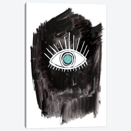 Wide-Eyed Canvas Print #BCV62} by Albina Bratcheva Canvas Art Print