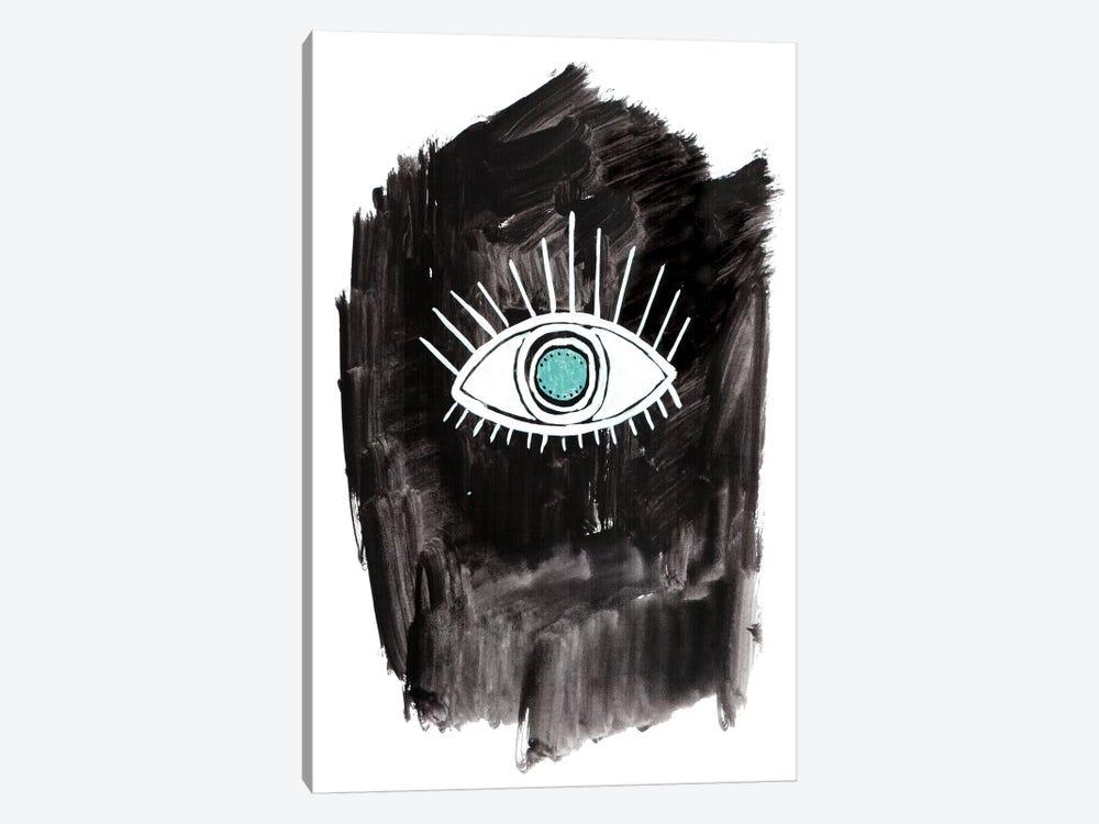 Wide-Eyed by Albina Bratcheva 1-piece Art Print
