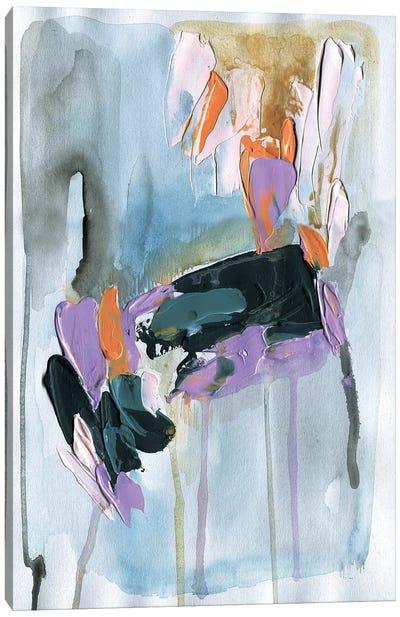 Dripping Wet II Canvas Art Print