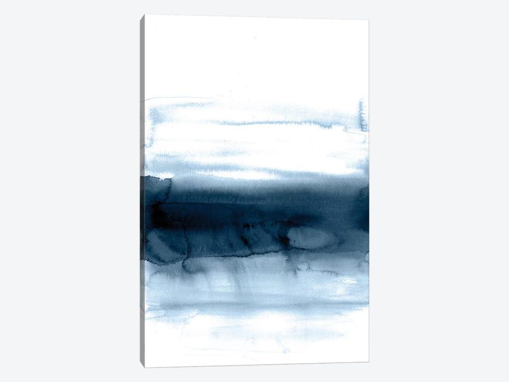 Blue Velvet by Albina Bratcheva 1-piece Art Print
